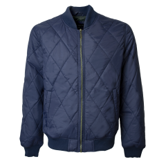 Chaqueta Bomber Quilted
