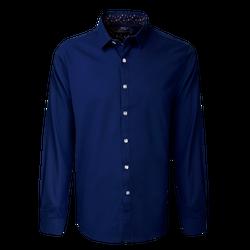 Camisa Jacquard  Slim Fit