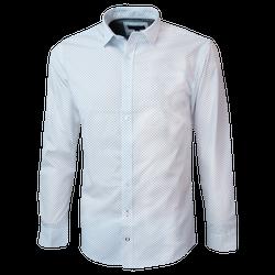 Camisa Sport Estampada Slim Fit