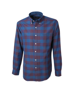 Camisa Oxford Fantasía Regular Fit