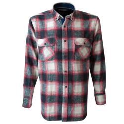 Camisa Leñadora Regular Fit