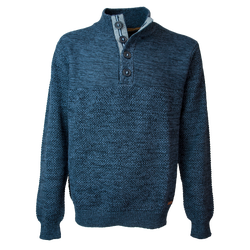 Sweater Con Botones