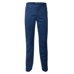 Pantalón Gabardina 5 Bolsillos Regular Fit