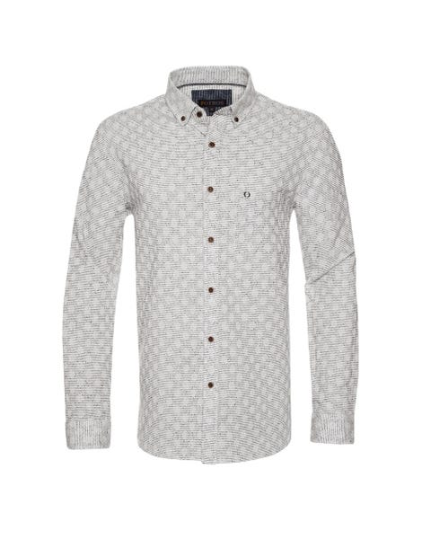 Camisa Fashion Jacquard