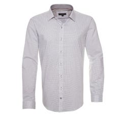 Camisa Trevira Estampada Spandex