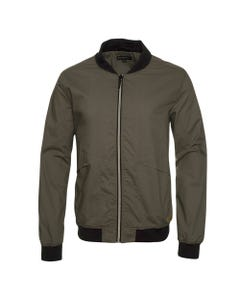 Chaqueta Bomber Full Zipper