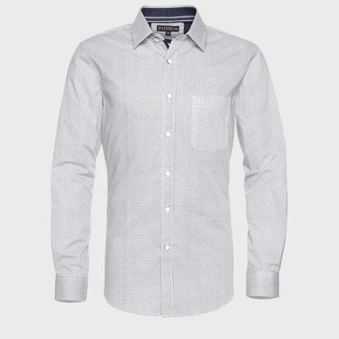 Camisa Micro Estampada Premium