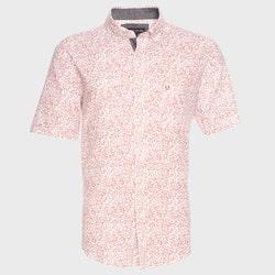 Camisa Fantasía Lino Cuello Sport